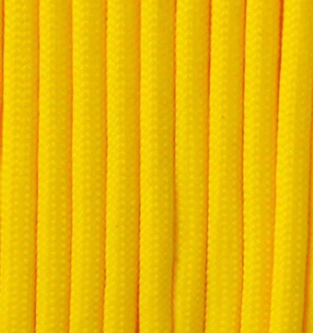 paracord color amarillo canario anyosparacord