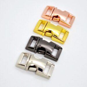 """Broche de zinc 3/8"""" Varios Colores"""