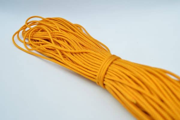 Golden/ Mostaza Paracord Tipo 1