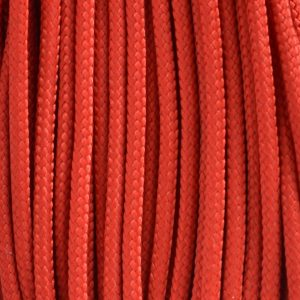 Rojo Imperial Paracord Tipo 1