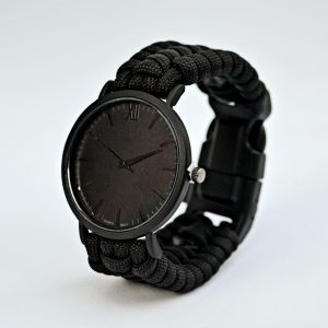 Reloj Romano con extensible de Paracord