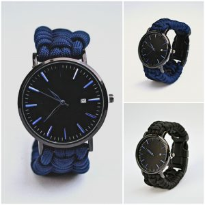 Reloj Electric con extensible de Paracord